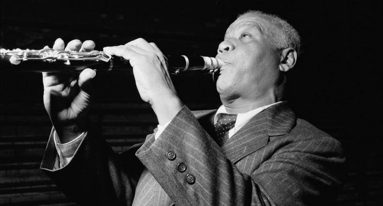 Jazz in Lanzas: The Music of Sidney Bechet