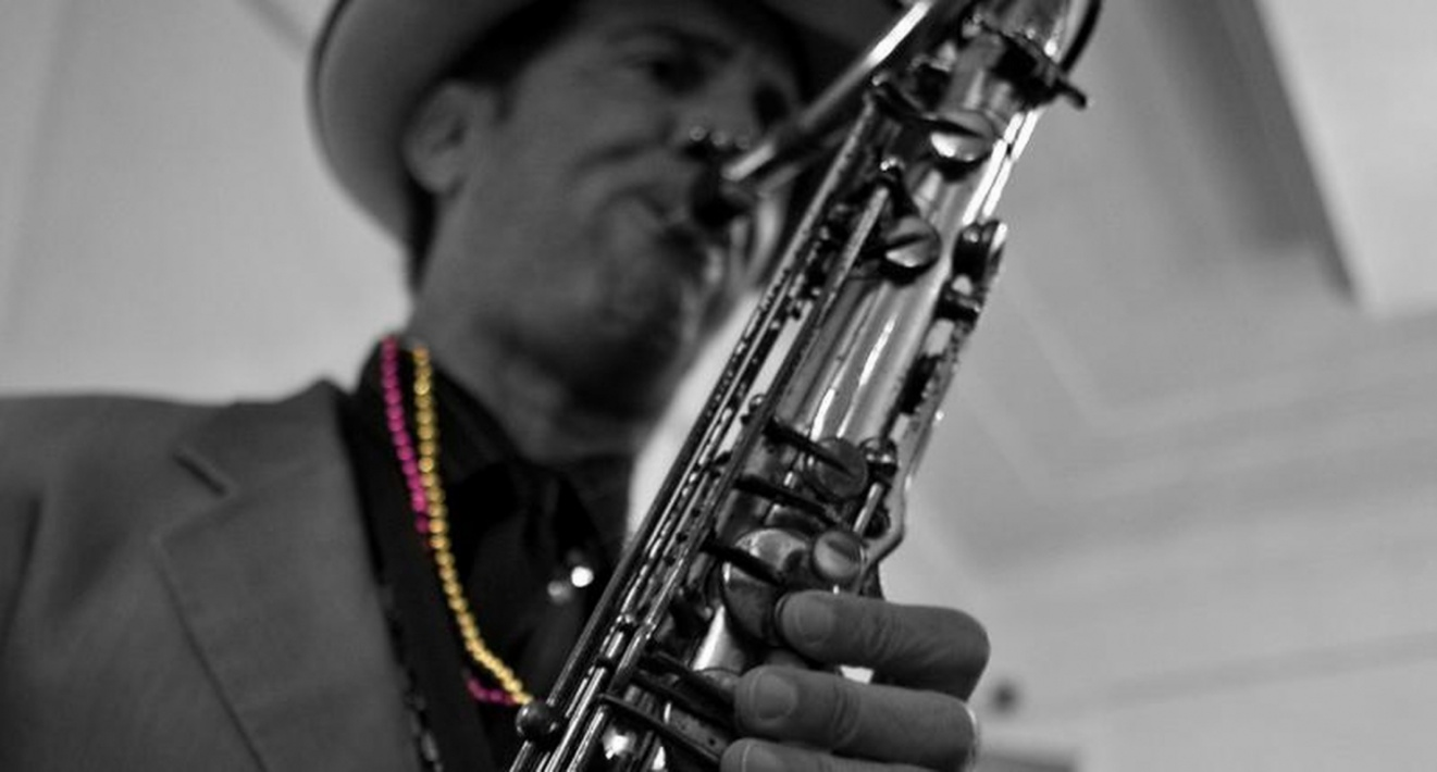 Jazz in Lanzas: Mardi Gras in New Orleans