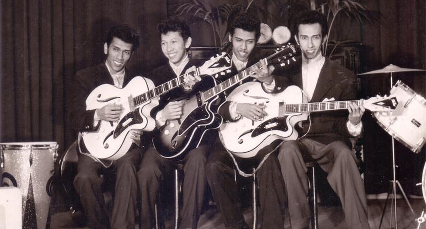 The Tielman Brothers in Breda